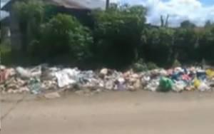 Alihkan Lokasi Pembuangan Sampah di Jalan Kembali