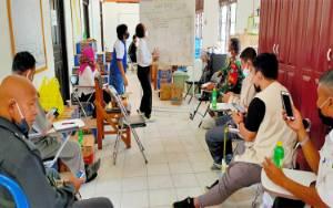 Gugus Tugas Covid-19 Palangka Raya Matangkan Koordinasi Pendampingan PSKH Kelurahan