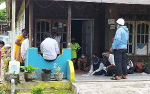 43 Warga Kecamatan Kumai akan Jalani Tes Swab