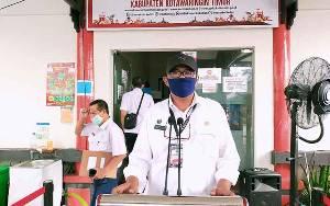 Pekerja Sutet Positif Covid-19 di Kotawaringin Timur, ini Riwayat Perjalanannya