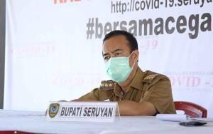 Pasar dan Sarana Publik di Seruyan Jadi Sasaran Rapid Test Masal