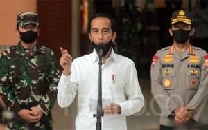 Istana Tanggapi Kabar Reshuffle Kabinet Setelah Muncul Survei Indo Barometer