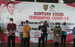Pemprov Kalteng Salurkan BLT untuk 3.962 Masyarakat Seruyan