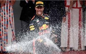 Formula 1: Ricciardo Nego dengan Ferrari Sebelum ke McLaren