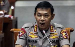 Jenderal Idham Sampaikan Maaf atas Khilafan Selama Pimpin Polri