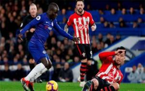 Berita Chelsea, N'Golo Kante Akhirnya Latihan Lagi