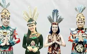 4 Putra Putri Barito Utara Ini Kembali Ditugaskan ke Istana Negara Ikuti Konser Kemerdekaan