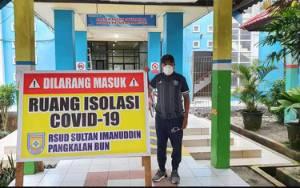 Direktur RSUD Sultan Imanudin dr. Fachruddin Positif Covid-19