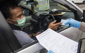 Kemenhub Prediksi Arus Balik Capai Satu Juta Kendaraan