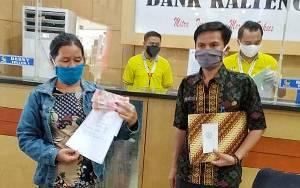 Penyaluran BLT Pemprov di Barito Timur Telah Mencapai 46,51%