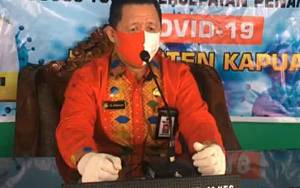Pemberlakuan PSBB Kabupaten Kapuas Diundur