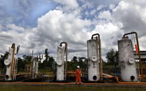 Dukung Industri, Pertamina Teken Penjualan Gas Bumi 318 BBTUD