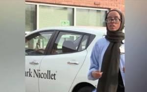 Desainer Hilal Ibrahim Buat Hijab untuk Tenaga Kesehatan Covid-19