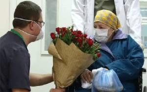 Corona Berkurang, Perempuan Kota Kecil Rusia Sambangi Sauna