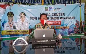 Gugus Tugas Covid-19 Kapuas Imbau Masyarakat Berempati dan Dukung Kesembuhan Pasien Covid-19