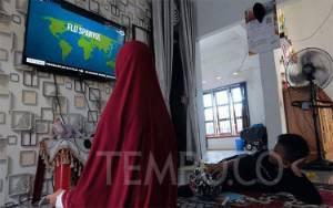 Pemerintah: Siswa Masih Belajar di Rumah Sampai Agustus-September