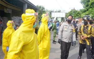 5 Daerah dengan Penambahan Covid Tertinggi, Jawa Timur Pertama