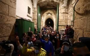 Masjid Al Aqsa Akhirnya Dibuka Kembali Setelah 2 Bulan Tutup