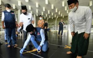 PBNU Terbitkan Protokol Ibadah di Masjid saat Masa New Normal