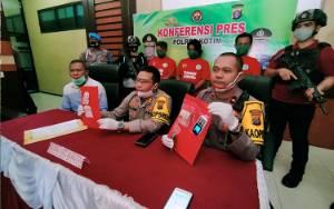 Anggota DPRD Seruyan Sempat Buang Sabu Saat Hendak Ditangkap