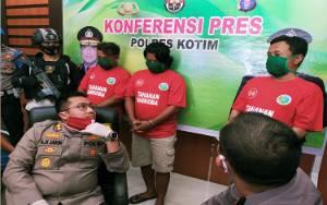 Anggota DPRD Seruyan Sudah 10 Kali Beli Sabu di Sampit