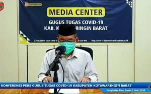 Kobar Dapat Tambahan 6 Pasien Positif Baru Covid-19, Semua Dari Kecamatan Kumai
