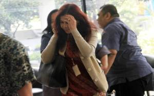 KPK Juga Tangkap Tin Zuraida, Istri Nurhadi