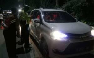18.708 Kendaraan Putar Balik karena Tidak Kantongi SIKM