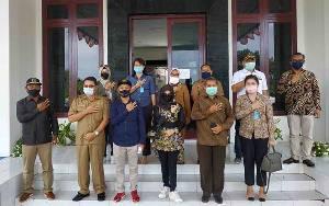 Reses Anggota DPRD Kalteng Dapil Kotim-Seruyan Pantau Penyaluran Bansos Covid-19