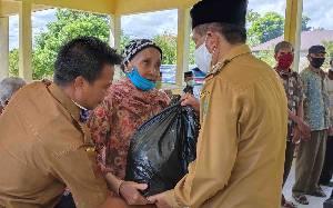 Pemerintah Desa Diharapkan Mampu Akomodir Bantuan Sosial untuk Lansia
