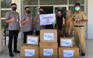 BPJAMSOSTEK Salurkan Bantuan APD kepada RSUD Sultan Imanuddin Pangkalan Bun