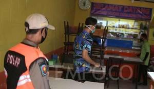 Denda Pelanggaran PSBB Jakarta Capai Rp 700 Juta