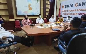 Anggota DPRD Kalteng Kunker ke Sukamara Pantau Penanganan Covid-19