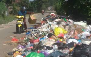 Camat MB Ketapang Usulkan Pembangunan Depo Sampah di Jalan Kembali Sampit