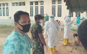 Beredar Kabar Pasien Covid-19 Kabur dari Kotawaringin Barat, Ini Hasil Penelusuran Gugus Tugas Lamandau