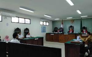 Ahli PT Surya Adhi Perkasa Sebut Temuan BPK Soal Jalan Kuala Pembuang - Segintung Tidak Bisa Dipakai