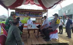 Wali Kota Palangka Raya Harapkan Posko Check Point Mandiri di Jalan Lamtoro Gung Dicontoh Kawasan Lain
