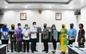 DPRD Kalteng Kunker ke Barito Utara Bahas Penanganan Covid-19
