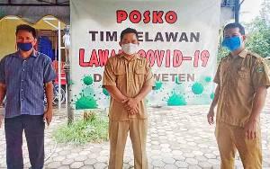 Desa Jaweten Barito Timur Tetapkan 88 Keluarga Terima BLT DD