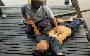 Seorang Pemancing Tewas Tenggelam di Kapuas