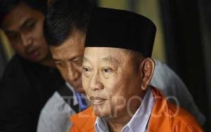 Bupati Sidoarjo Non-aktif Saiful Ilah Jalani Sidang Dakwaan
