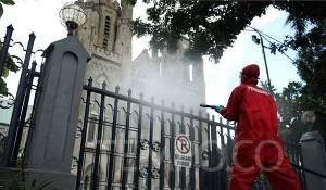 Polda Metro Kawal Pembukaan Mal di Jakarta Selama PSBB Transisi