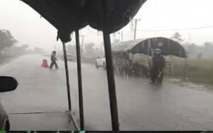 Senin, BMKG Prediksi Provinsi ini yang Berpotensi Hujan Lebat