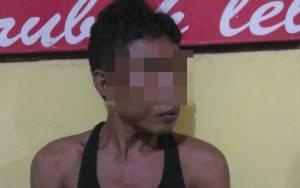 Edarkan Sabu, Karyawan KUD Desa Bumi Jaya Diringkus Polisi
