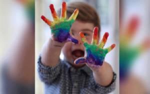 Bermain Warna dengan Anak, Ini Tips Tetap Kreatif