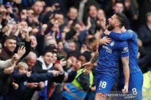 Olivier Giroud Ingin Buktikan Dirinya Layak Jadi Andalan Chelsea