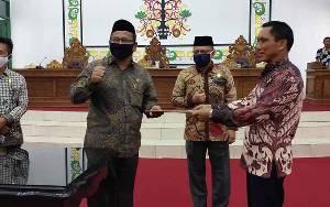 Pansus DPRD Sukamara Bantu Pemerintah Tangani Percepatan Pandemi Covid-19