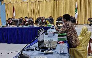 Bupati Sukamara Sebut Dua Wilayah Ini Rawan Terjadi Karhutla