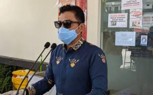 5 Orang Positif Covid-19  di Pasar Umar Hasim Samuda Merupakan Klaster Bogor