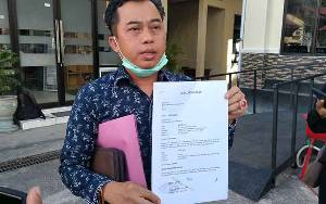 Anggota DPRD Kotim Laporkan Pencemaran Nama Baik ke Polisi